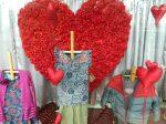 Linda's paper heart