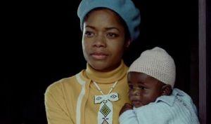 Naomie Harris as Winnie Mandela